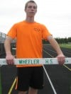 Dane Eckweiler, Wheeler track