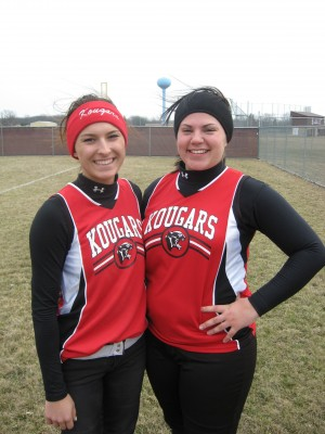 Kankakee Valley softball gets wind-blown win over Hanover