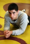 Chesterton wrestler Tony Sanchez