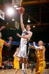 Valpo High grad Hayden Humes brings Flames to VU's ARC