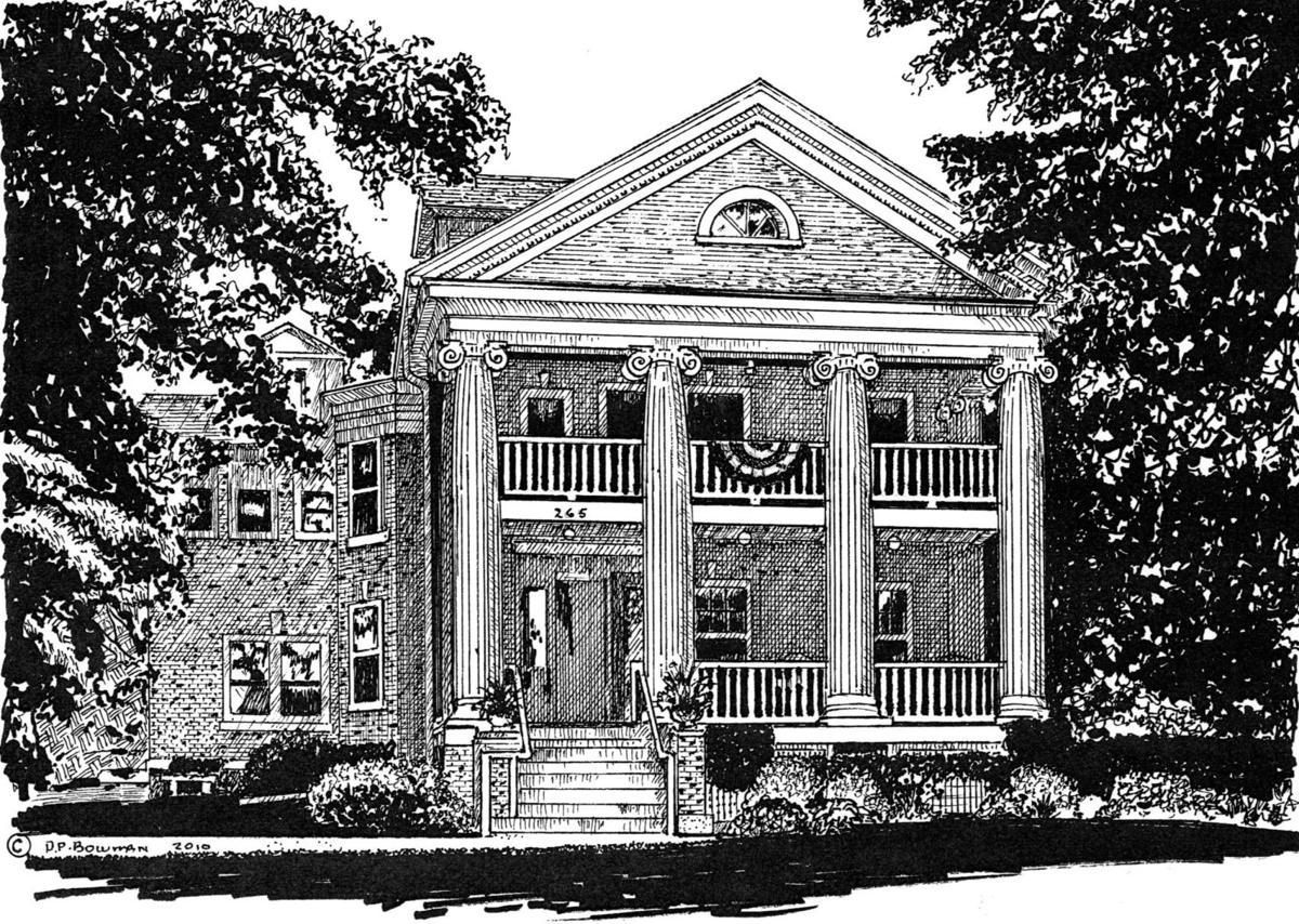 Laporte group documents city 39 s historic homes northwest for Laporte city