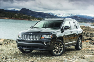 Jeep Compass's rugged capability