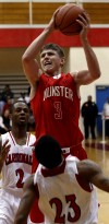 Munster defense shuts down E.C.