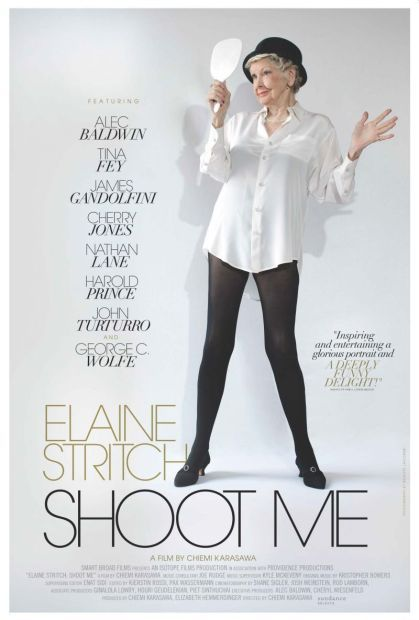 OFFBEAT: Limited opportunity to see new Elaine Stritch film doc