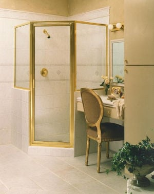 Remodeling Your Bathroom? call The Best Glass, Mirror & Shower Door for a free estimate 219-510-2652