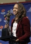 Fever's Catchings earns WNBA MVP honors