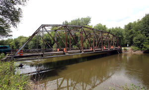 One of Lake's oldest bridges about to pass into history