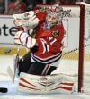 Fluke 'shortie' goal does not derail Blackhawks