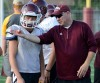 New Chesterton football coach Peterson looking forward, not back
