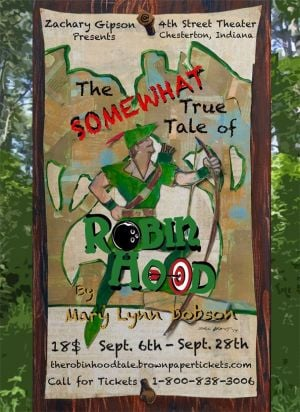 OFFBEAT with PHIL POTEMPA: Robin Hood getting stage send-up in Chesterton in September