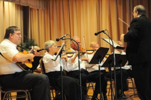 Concert revives Croatian orchestra