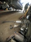 Nobody's vehicle is safe from catalytic converter thieves