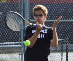 Munster's Detmer ready for strong boys tennis season