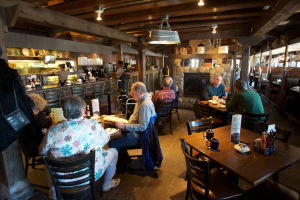 Round the Clock offers cozy family dining, fresh made-from-scratch food