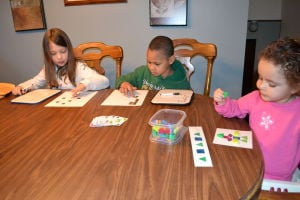Learning at Home: Keeping kids sharp on snow days