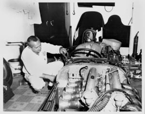 Ray Nichels: The man who built Indy's cars