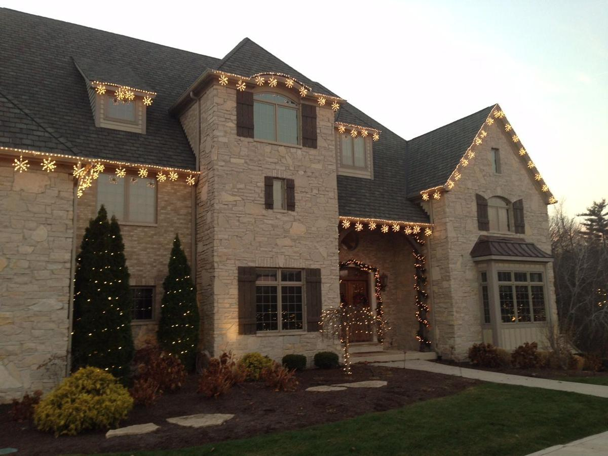 Make the most of your outdoor and indoor holiday lighting  Home