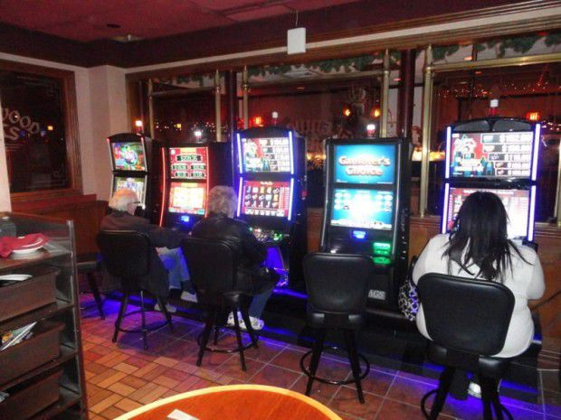 video gambling Video poker is a betting video game based usually on five-card draw games, which players can use online, in an arcade or at a casino.