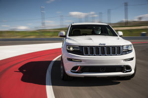 A Jeep for the racetrack: Strange combination proves crazy can also be wonderful