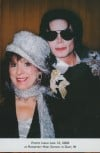 Evelyn LaHaie and Michael Jackson