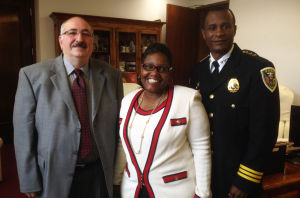 Mayor Freeman-Wilson appoints new police chief