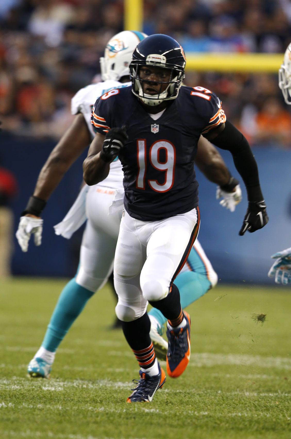 NFL Jerseys - Bears veteran receiver Royal is a clutch player | Chicago Bears ...