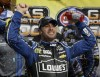 Jimmie Johnson gets win at Martinsville