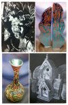 Lake Central art students shine in annual exhibitions