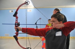 Lowell parks archery program hits mark