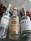 New high-end products distill essence of vodka