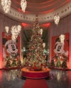 Museum of Science and Industry brings Disney magic into holiday decorating
