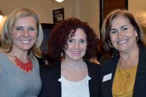Health and fitness expert gives advice to south suburban professional women's group