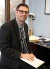Cedar Lake Town Manager Ian Nicolini