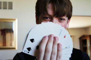 He's got the Magic: Schererville teen performs card magic around the region