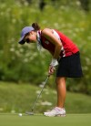 Crown Point golfer Alyssa Harvey
