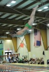Valpo diver Tony Trinosky at LP sectional