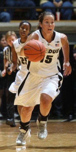 Purdue's Moses continues to blossom