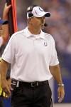 Chuck Pagano, Colts coach