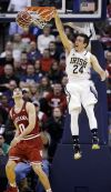 Notre Dame holds off hard-charging Hoosiers 79-72
