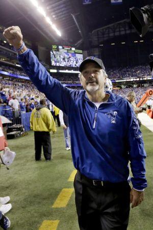 AL HAMNIK: Colts have fans feeling just a bit uneasy