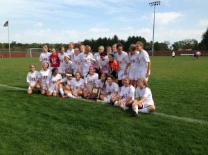 Crown Point wins third straight sectional title with 2-1 victory over K.V.