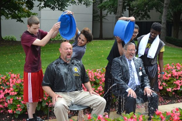 Judge and hospital president get iced