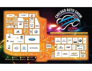 Chicago Auto Show: If you go