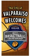 Valpo rolling out big welcome for Horizon League tournament visitors