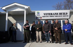 Habitat, Veterans Council aims to serve those who have served