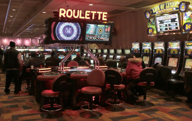 Casino 101 and indian bend