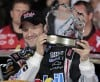 Stewart earns first career pole at Charlotte
