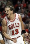 Bulls eliminate pesky Pacers in convincing fashion