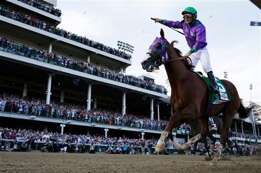 Belmont stakes puts 'horsepower' in gambling spotlight