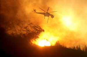 Valpo man part of team helping fight Idaho wildfire